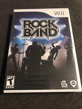 Rock Band *Nintendo Wii* Brand New Sealed