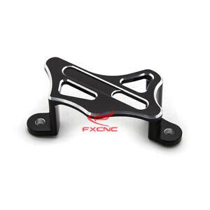 Rear Brake Caliper Disc Disk Guard Protect For Honda CR125 CR250 CRF250R/X Black