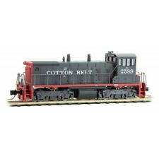 Micro-Trains 98600582 - SW1500 Cotton Belt 2589 - N Scale