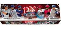 2018 Topps Hobby Factory Set with 5 Foil board Parallels! (705 Cards)