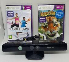 Microsoft Xbox 360 Kinect Capteur + VOTRE FORME FITNESS évolué + KINECTIMALS