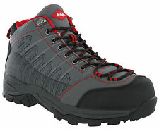Lee Cooper Waterproof Safety BOOTS Hiking Steel Toe Cap S3 Mens Lcshoe096 Size 7