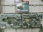 Transformers Power Core Combiner Heavytread + 2 sets of 3rd Party TFC Iron Army