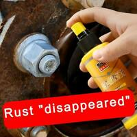 100ml Rust Remover Spray Derusting Spray Car Maintenance Cleaning + Sponge