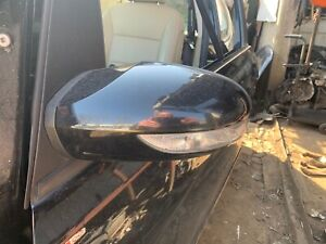 mercedes A class Metallic Black Passengers Electric Mirror 2006 To 2008 5 Door