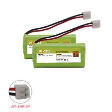 2 Home Phone Battery for V-tech CPH-4515D Uniden BT18433 BT28433 BT1011 BT166342