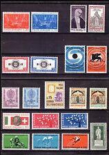 ITALIA ANNATA 1962 completa nuova MNH **