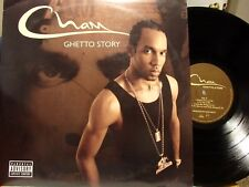 CHAM Ghetto Story - 2x LP - Near Mint Vinyl - Alicia Keys - 2006 Hip Hop