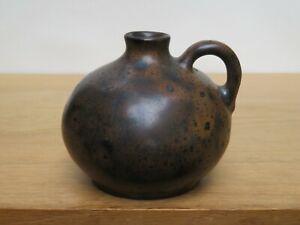 Kugelvase MONIKA MAETZEL Studiokeramik Design ca 70er Jahre Keramik Vase