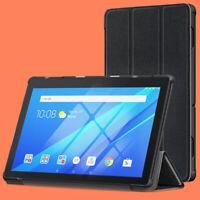 For Lenovo TAB E10 Case Premium Smart Thin Book Stand Folio Cover (TB-X104F)