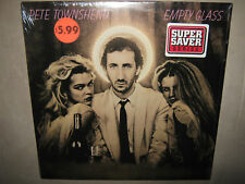 PETE TOWNSHEND Empty Glass RARE SEALED New Vinyl LP 1980 SD 32-100 Rough Boys