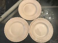 Myott.son & GO LTD made in England 3 piece saucer set china