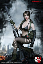 IN STOCK 1/6 Quiet Sniper FULL Figure Metal Gear Solid Snake Phantom Toys Hot US