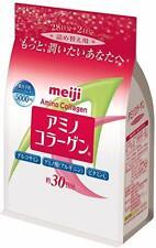 Meiji Amino Collagen Powder Refill 214g 30days Supplement Free Shipping Japan!!!