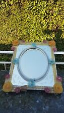 ancien miroir ventien murano