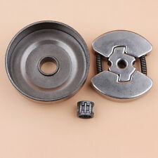 Clutch Drum Kit For Poulan P3816 P3818 P3314 P3416 P3516 Chainsaw 10mm Bear Hole