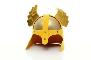 Lego Gear Playware Weaponry Castle Fantasy Era Set 852294 Headgear Helmet Dwarf