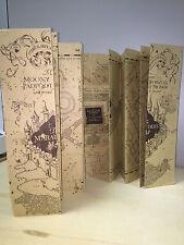 Harry Potter CARTE DU MARAUDEUR Super Dessins Grandeur Réelle 40x180 cm