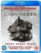 Cabin in the Woods [Blu-ray] [DVD][Region 2]