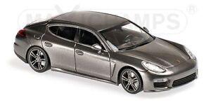 Porsche Panamera Turbo S 2013 grau met. 1:43 Maxichamps