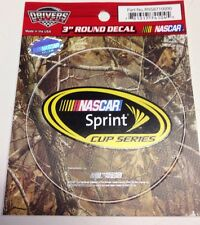 2018 Camo Nascar Racing Sprint Cup Sticker Decal Realtree Camouflage Round 2018