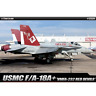"Academy – 1/72 Scale – USMC F/A-18A+ ""VMFA-232 Red Devils"" Plastic Model"