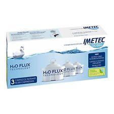 Imetec H2o Flux Technology FC 100 Cartucce filtranti per Prodotti Ac(1)