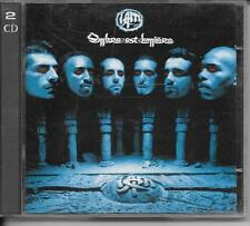 2 CD ALBUM 40 TITRES--IAM--OMBRE EST LUMIERE VOLUME 1 & 2 (FRENCH RAP)