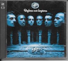 2 CD ALBUM 40 TITRES--IAM--OMBRE EST LUMIERE VOLUME 1 & 2 (FRENCH RAP)
