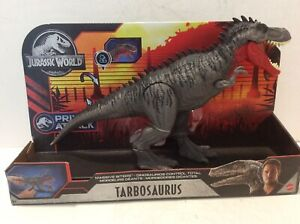 Jurassic World Tarbosaurus Dinosaur Mint In Box New