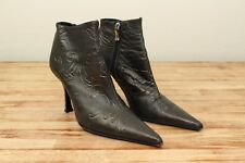 Zipped Boots Loretta Pettinari Women's shoes Size 37EUR/ 6.5-7US Made in Italy