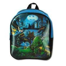 "Backpack 11"" Batman Dark Knight Green Riddler Lenticular NEW"