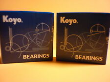 GSXR 750 SLINGSHOT J K L M KOYO REAR WHEEL BEARINGS FOR SUZUKI