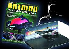 COLECCION COCHES DE METAL ESCALA 1:43 BATMAN AUTOMOBILIA Nº 15 BATMAN & ROBIN #1