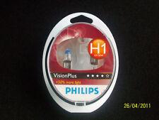 LAMP LAMPADE PHILIPS H1 12V 55W VISION PLUS +50% LUCE