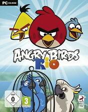 Angry birds: rio (PC, 2014)