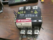 Furnas Controller 42HF35AA 10A 600V 120/240V Coil Used