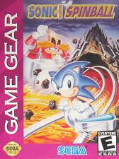 Sonic Spinball (Sega Game Gear, 2000) CART ONLY