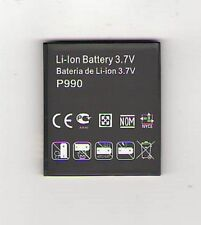 NEW BATTERY FOR LG P990 P999 G2X OPTIMUS 2X  C729 DOUBLE PLAY T-MOBILE