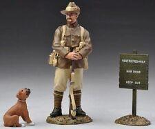 THOMAS GUNN WW1 BRITISH GW025C AUSTRALIAN GUARD & BOXER PUPPY MIB