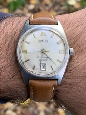 Orologio Watch Damas Cal.Eta 2409 Brevet Case Vintage Swiss Made