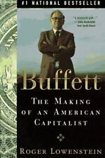 Buffett: The Making of an American Capitalist by Lowenstein, Roger Paperback