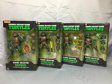 TMNT Classic Collection Secret Of The Ooze Ninja Turtles 2016 Exclusive Figures