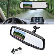 "800*480 4.3""Rear View Mirror TFT Reversing Monitor Auto dimming Anti-Glare 12V"