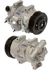 New AC A/C Compressor Fits: 2009 2010 2011 Toyota Corolla  L4 2.4L ONLY,  DOHC