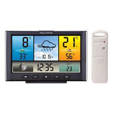 Acurite Stazione meteorologica con display LCD a colori e Wireless Sensore per Esterni
