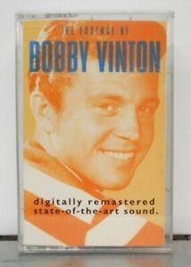 The Essence of Bobby Vinton- Cassette Tape