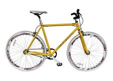 BRAND NEW Micargi RD-626 Fixed Gear Bike 48 & 53 cm Road & Beach Super light
