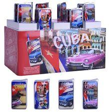 1 BRIQUET CUBA RECHARGEABLE 6 X 3 CM VINTAGE