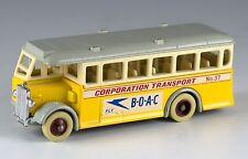 Lledo Days Gone BOAC Corporation Transport 37 Single Deck Bus England Mint Loose